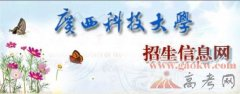 广西科技大学录取查询