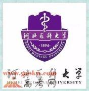 河北医科大学临床学院2016年录取分数线