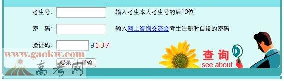 2017湖南高考录取查询