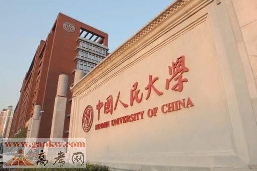 中国人民大学怎么样