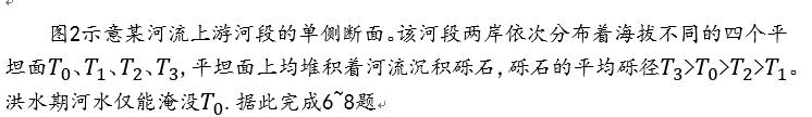 2018高考全国卷Ⅰ文综真题试卷及答案【文科综合word版】2
