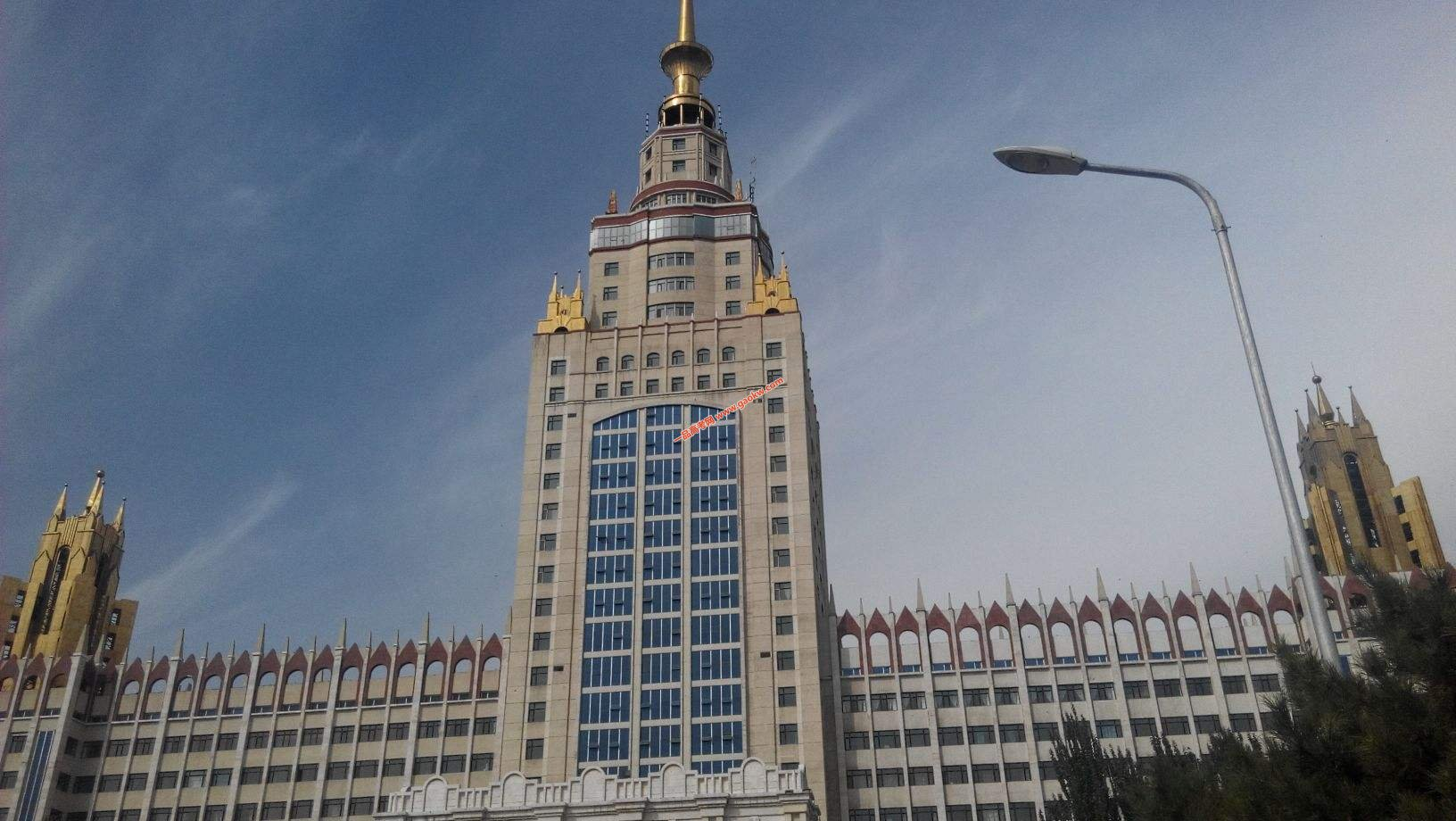 内蒙古工业大学录取分数线