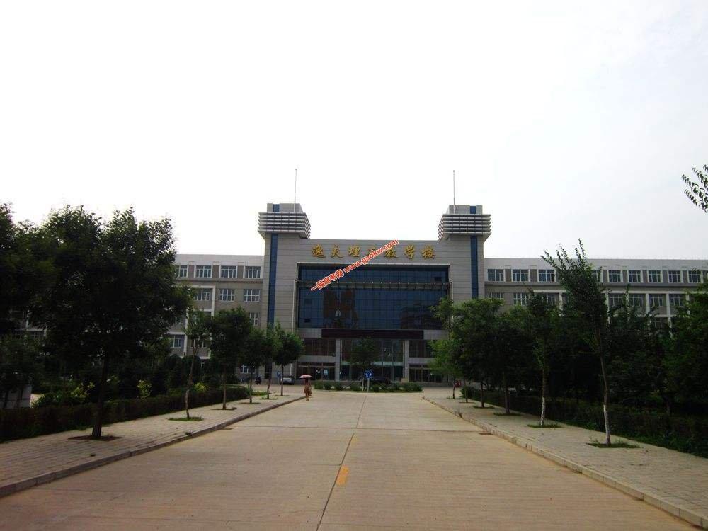 赤峰学院录取分数线