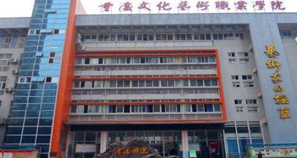 重庆文化艺术职业学院录取分数线