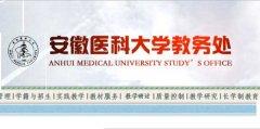 安徽医科大学教务处,教务管理系统