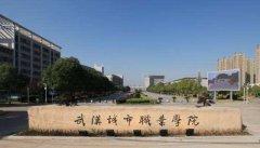 武汉城市职业学院2020年录取分数线(附2017-2020年分数线)