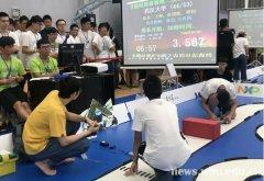 全国智能汽车竞赛武汉大学获得6项全国一等奖、1项全国二等奖
