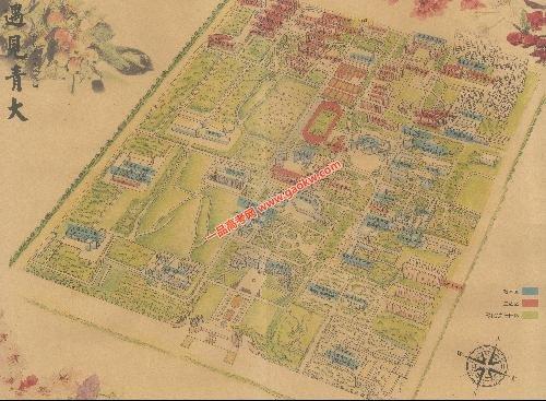 青海大学地理位置及交通路线