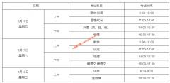 辽宁2020年1月高中学业水平合格性考试报名11月4至8日进行
