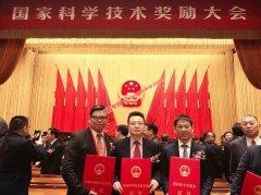 武汉大学荣获2019年度国家科技进步一等奖