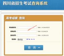 2020年四川高考成绩查询方式已经公布