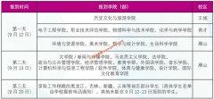 广西师范大学2020年全日制普通本科新生入学须知