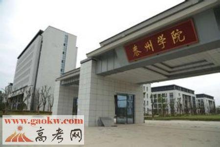 南京师范大学泰州学院是几本